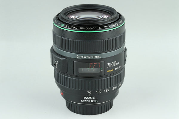 Canon EF 70-300mm F/4.5-5.6 DO IS USM Lens #24164F4