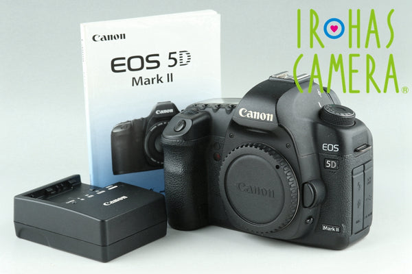 Canon EOS 5D Mark II Digital SLR Camera *Shutter Count 181035*#24188D5