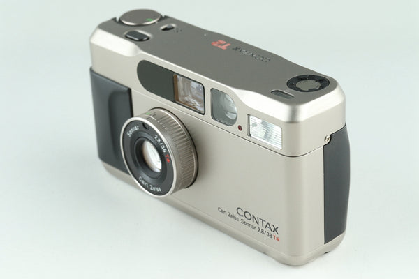 Contax T2 35mm Point & Shoot Film Camera With Box #24190F1
