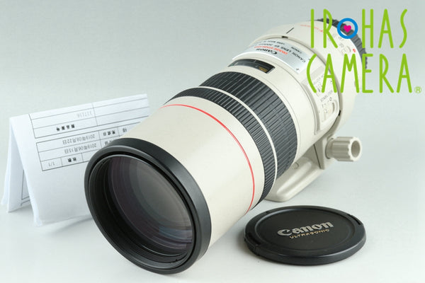 Canon EF 300mm F/4 L IS USM Lens #24250G1