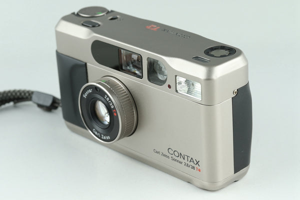 Contax T2 35mm Point & Shoot Film Camera #24265D1