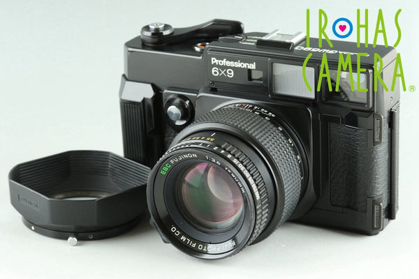 Fujifilm GW690 Medium Format Rangefinder Film Camera #24284E3