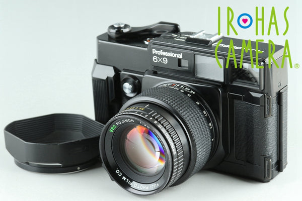 Fujifilm GW690 Medium Format Rangefinder Film Camera #24285E2