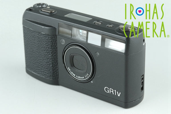 Ricoh GR1V 35mm Point & Shoot Film Camera #24319D1