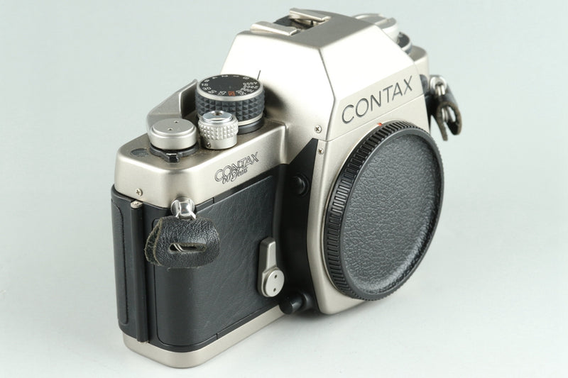 Contax S2 60 Years Model 35mm SLR Film Camera #24326D1
