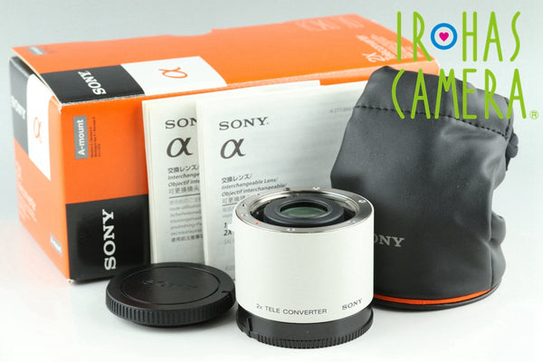 Sony 2X Teleconverter for Sony AF With Box #24367