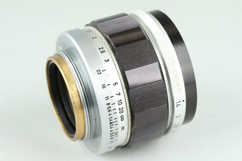 Canon 50mm F/1.4 Lens for Leica L39 #24419C1