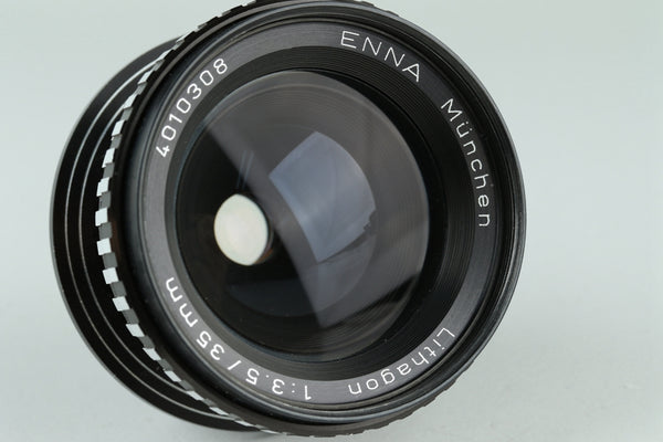 Enna Munchen Lithagon 35mm F/3.5 Lens for Exakta Mount #24469F4