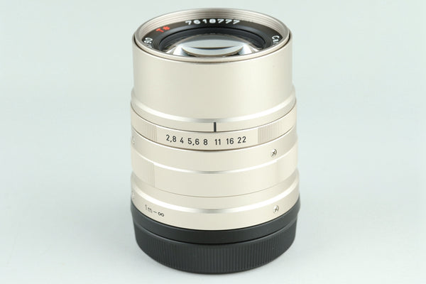 Contax Carl Zeiss Sonnar T* 90mm F/2.8 Lens for G1/G2 #24528H1