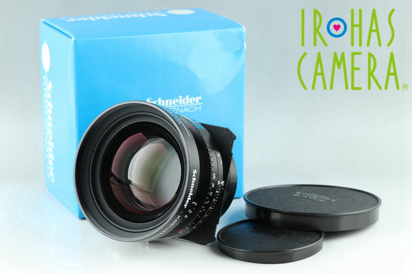Schneider-Kreuznach Apo-Symmar 300mm F/5.6 MC Lens With Box #24545
