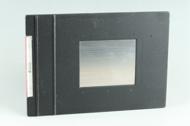 Horseman 10EXP/120 6x7 Roll Film Holder #24659F3