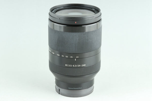Sony FE 24-240mm F/3.5-6.3 OSS Lens for Sony E #24672H3