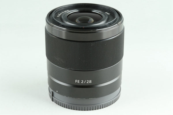Sony FE 28mm F/2 Lens for Sony E #24699H1