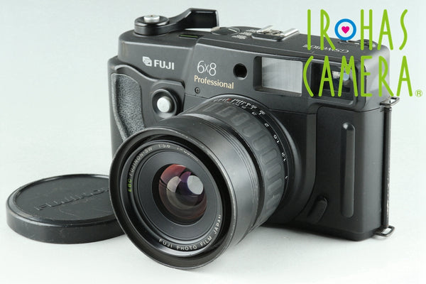 Fujifilm GSW680III Medium Format Rangefinder Film Camera #24717E4
