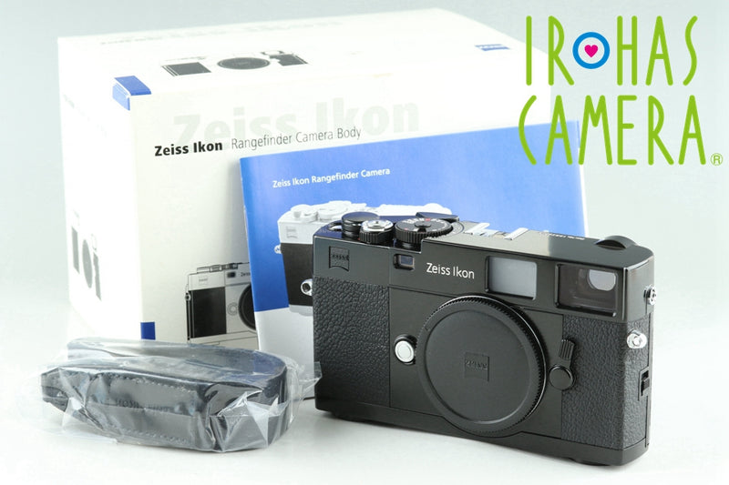 Zeiss Ikon ZM 35mm Rangefinder Film Camera With Box #24749