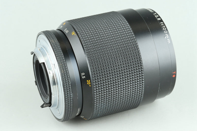 Contax Carl Zeiss Makro-Planar T* 100mm F/2.8 AEJ Lens for CY Mount #24793A2