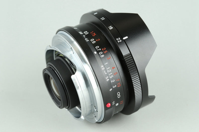 Voigtlander Super Wide-Heliar 15mm F4.5 Aspherical Lens for Leica M #24795C1