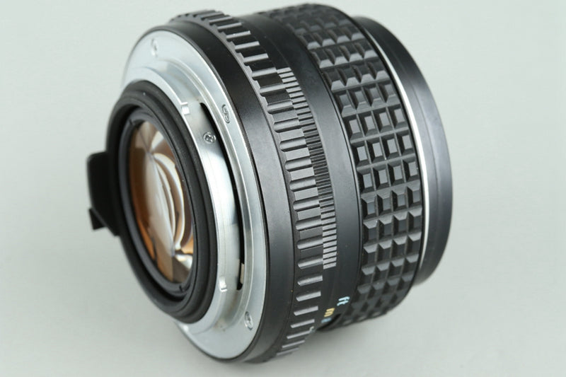 SMC Pentax-M 50mm F/1.4 Lens for K Mount #24864C3