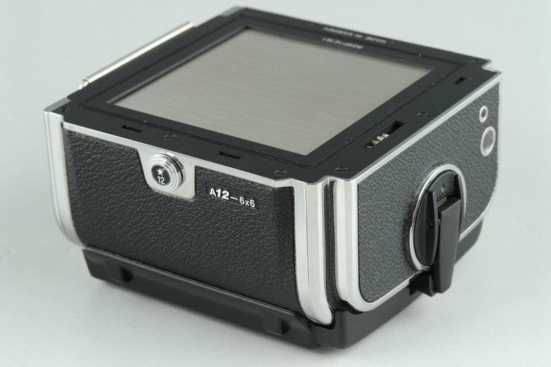 Hasselblad 503CW Medium Format Film Camera + 80mm F/2.8 CFE + A12 #24876E4