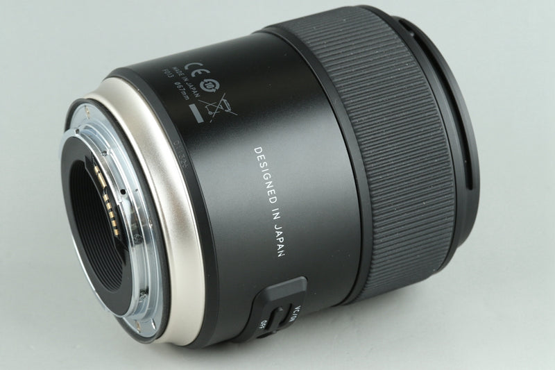 Tamron SP 45mm F/1.8 Di VC USD Lens for Canon With Box #24885