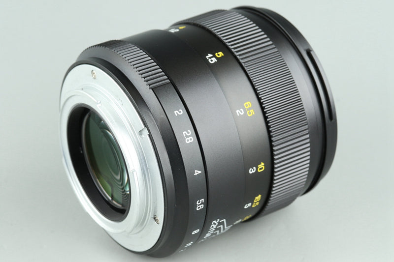 中一光学 Zhongyi Creator 85mm F/2 M55 Lens for Nikon With Box #24908