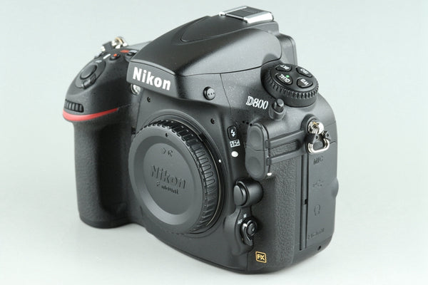 Nikon D800 Digital SLR Camera With Box *Shutter Count 8591*#24921