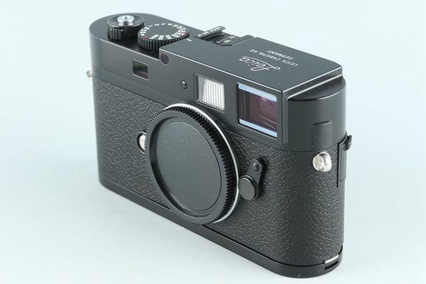 Leica M9-P Black Paint Rangefinder Digital Camera With Box *CCD replaced by Leica Japan in 2020*#24945