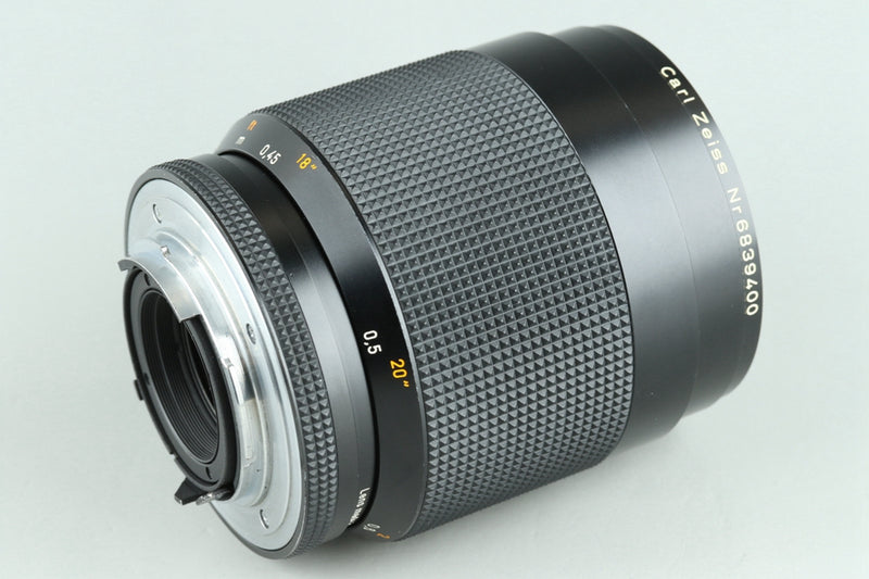 Contax Carl Zeiss Makro-Planar T* 100mm F/2.8 AEG Lens for CY Mount #25008A1