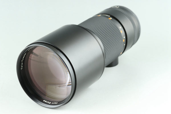 Contax Carl Zeiss Tele-Tessar T* 300mm F/4 MMG Lens for CY Mount #25063A6