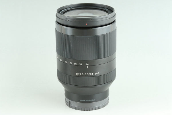 Sony FE 24-240mm F/3.5-6.3 OSS Lens for Sony E #25090G2