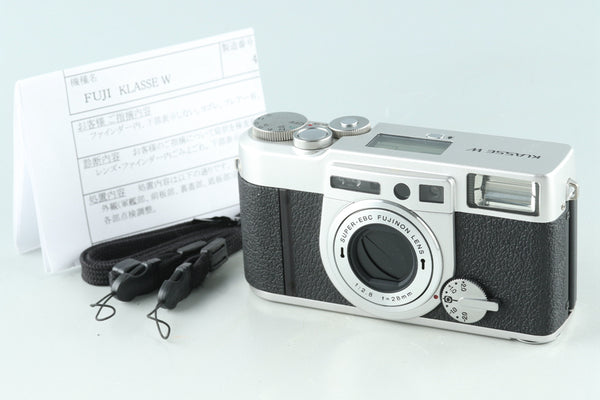 Fujifilm Klasse W 35mm Point & Shoot Film Camera #25184  D3