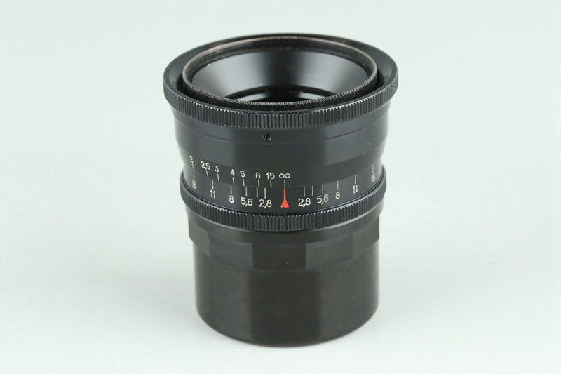 Jupiter-12 35mm F/2.8 Lens for Leica L39 #25256F4