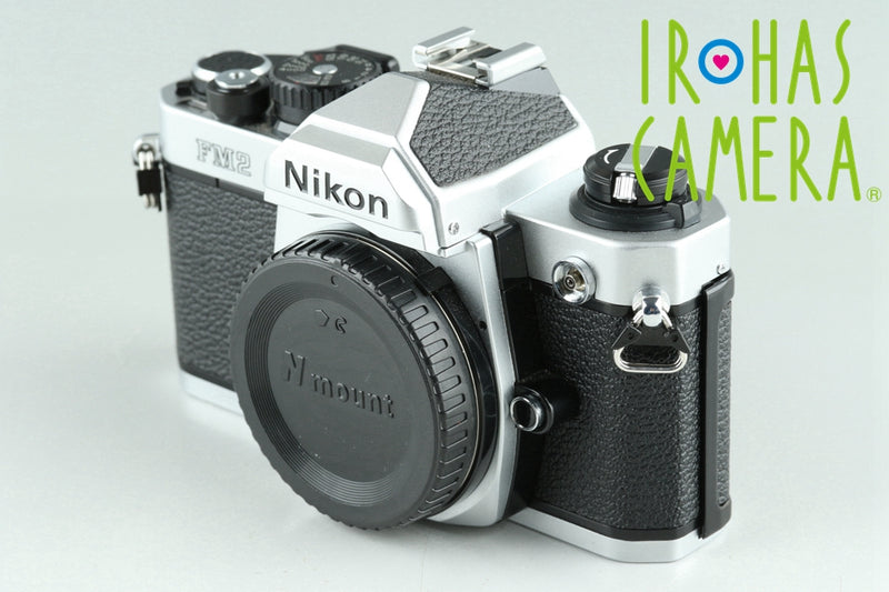 Nikon FM2N 35mm SLR Film Camera #25348D3