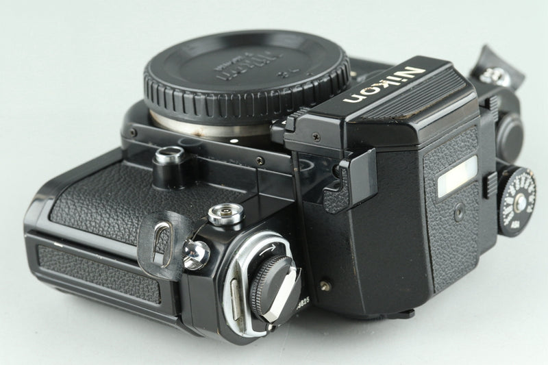 Nikon F2 AS 35mm SLR Film Camera #25374D3