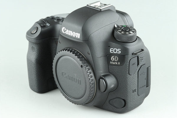 Canon EOS 6D Mark II Digital SLR Camera #25418G1