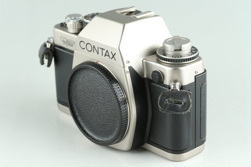 Contax S2 60 Years Model 35mm SLR Film Camera #25428D4