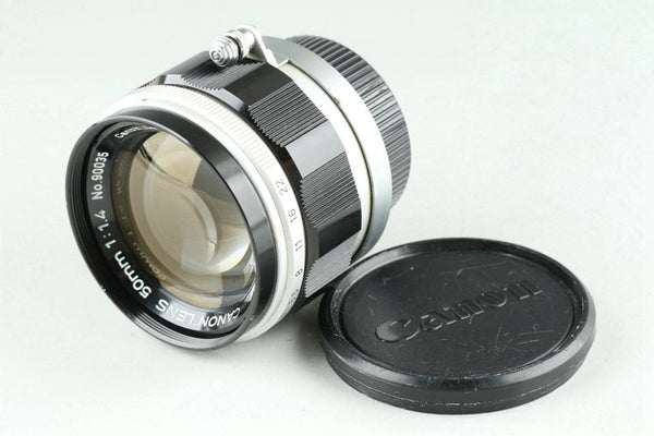 Canon 50mm F/1.4 Lens for Leica L39 #25469F4