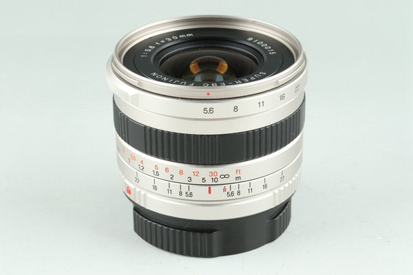 Fujifilm Fujinon 30mm F/5.6 Lens for TX-1/TX-2 #25470F5
