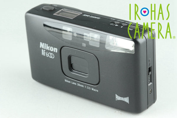 Nikon AF600 35mm Point & Shoot Film Camera #25512D3