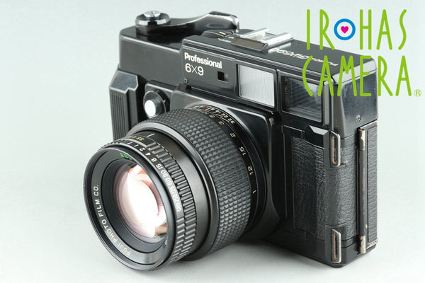 Fujifilm GW690 Medium Format Rangefinder Film Camera #25533E2