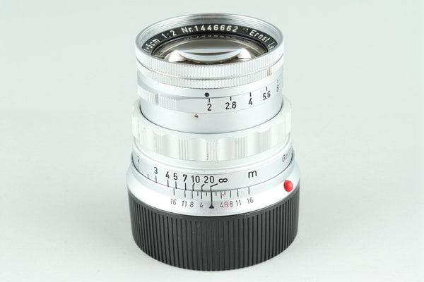 Leica Leitz Summicron 50mm F/2 Lens for Leica M #25536H2