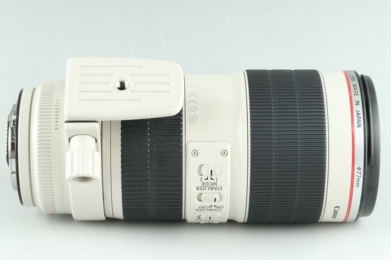 Canon EF 70-200mm F/2.8 L IS II USM Lens #25547G4