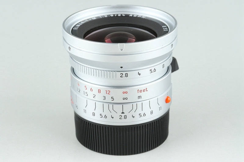 Leica Elmarit-M 24mm F/2.8 ASPH. E55 Lens for Leica M With Box #25572