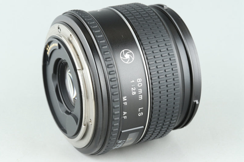 Mamiya Mamiya Sekor D 80mm F/2.8 LS Lens for Mamiya 645DF With Box #25665