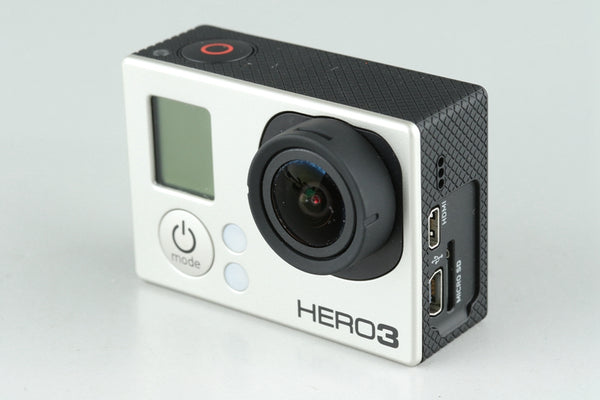 GoPro HERO 3 Action Camera *No Charging Cable* #25706G2