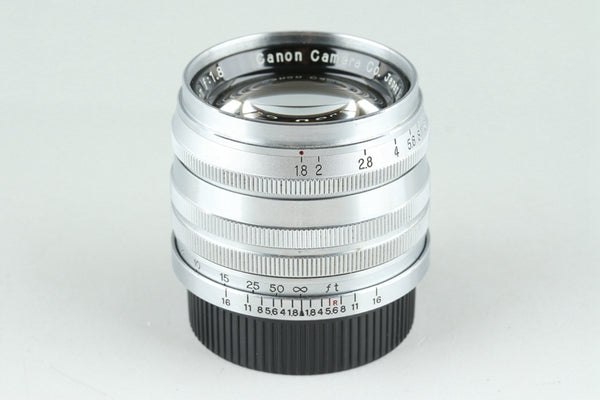 Canon 50mm F/1.8 Lens for Leica L39 #25723C1