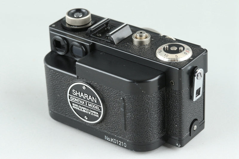 Sharan Contax I Model Mini Classic Camera Collection With Box #25773