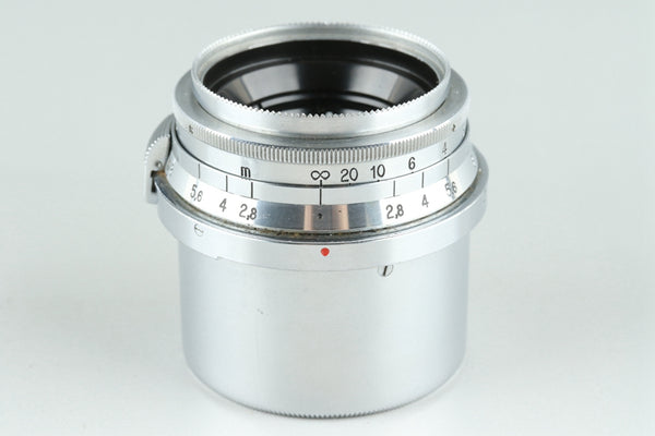 Carl Zeiss Jena Biogon 35mm F/2.8 Lens for Contax RF #25778G2