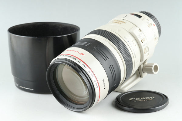 Canon EF 100-400mm F/4.5-5.6 L IS USM Lens #25818G2