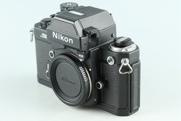 Nikon F2 Titan Body + Photomic AS #25884D5